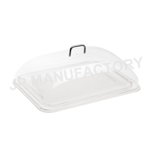 China supplier Cooking tooling rectangular food Tray cover