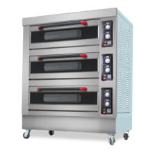 commercial electric baking pizza bread cake maker making machine oven
