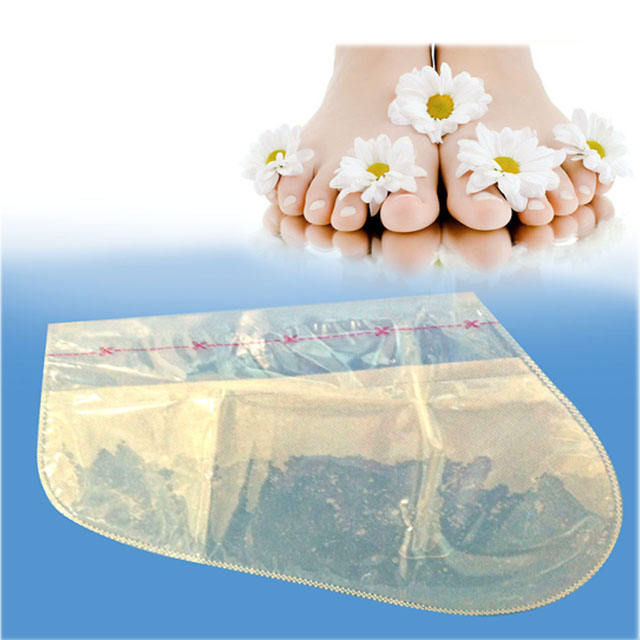 Callus peeling exfoliating foot mask remove dead skin cuticles heel for foot care