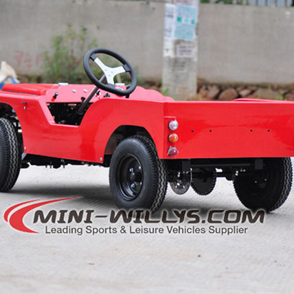 In Movimento Gonfiabile Alimentato A Gas Mini ATV Mini <span class=keywords><strong>Moke</strong></span> <span class=keywords><strong>Auto</strong></span> Mini ATV Willys JW1101 per la Vendita