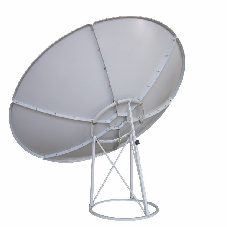 c band satellite 1.8m 180cm cm hd digital tv parabolic outdoor mesh dish antenna
