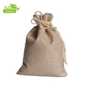 China factory Eco-friend large jute gunny sand sacks nuts packing bags gunny jute bags
