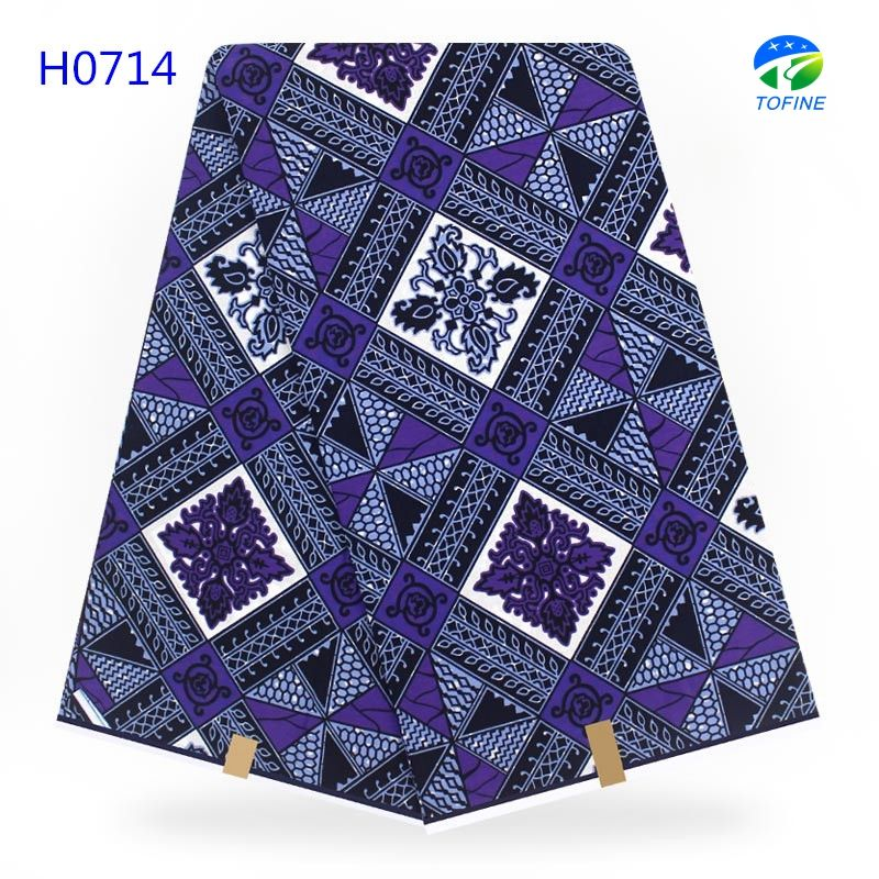 Wholesale price wax 100% cotton fabrics holland african wax prints fabric