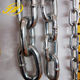 electro galvanized and HDG medium link chian