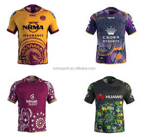 2018 INDIGENOUS JERSEY 2018/2019 Melbourne storm INDIGENOUS rugby jerseys size S-3XL