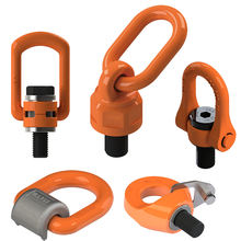 Rigging lifting Swivels Hoist Rings/swivel Lifting Points/Swivel Liifting Eye for industrial equipment