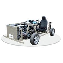 Automotive Engine Auto Chassis and Air Conditioning System Training Car