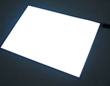 flexible wholesale el backlight /cuttable el sheet large size el panel sheet backlight