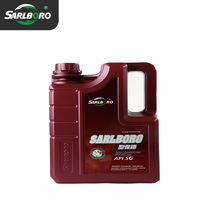 Car lubricants SG 5w30 10w30 15w40 20w50 petrol motor engine oil