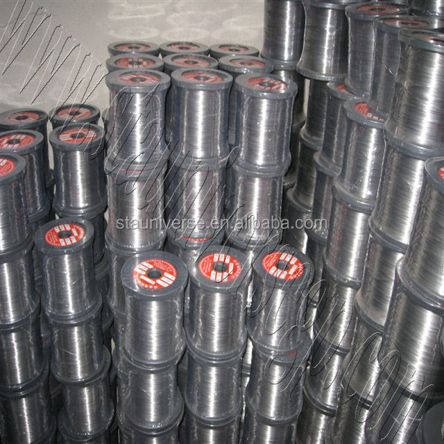 STA Nickel Chrome Alloys Resistance Heating Nichrome Wire