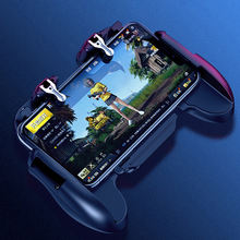 H5 3 in 1 Sensitive Shoot Aim r1 l1 gamesir  Gamepad with Phone Holder game pad for mobile  PU BG/K nives Out