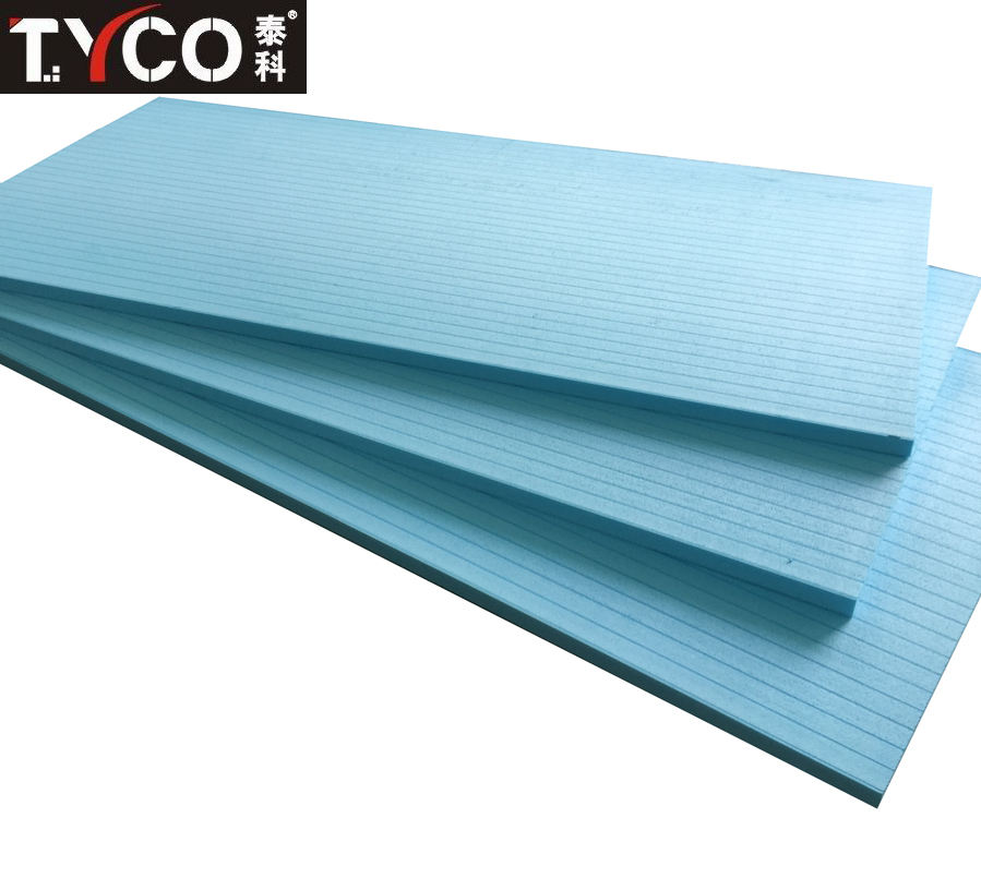 Heat Insulation Material High Density 6~100mm XPS Foam Sheet