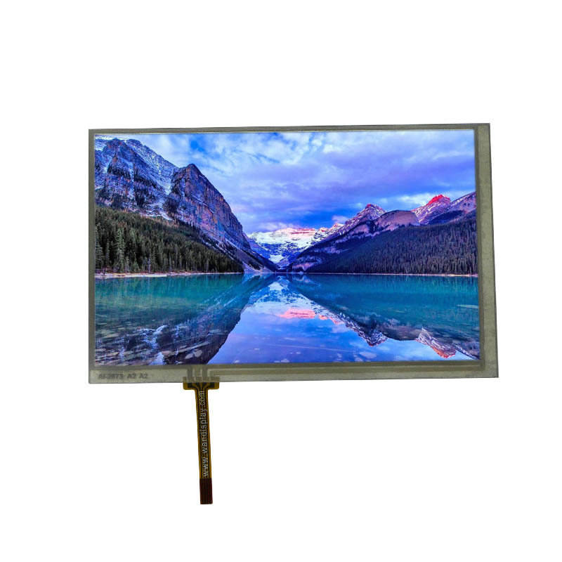 "7.0"" Color TFT LCD display 800x480 KWH070KQ13-F02 RoHS compliant"