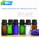 5ml 10ml 15ml 20ml 30ml Amber Essential Oil Glass Bottle with Orifice Dropper