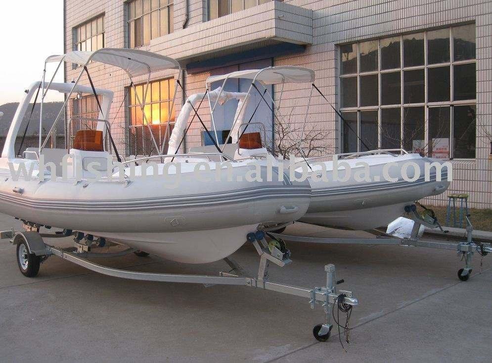 certification ce fait à la main en caoutchouc bateau gonflable thoracique bateau pour la pêche à la vente