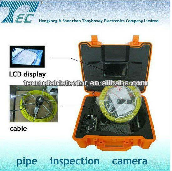 7 tft цветной монитор высокое pixles камеры видеонаблюдения для стока инспекции z710
