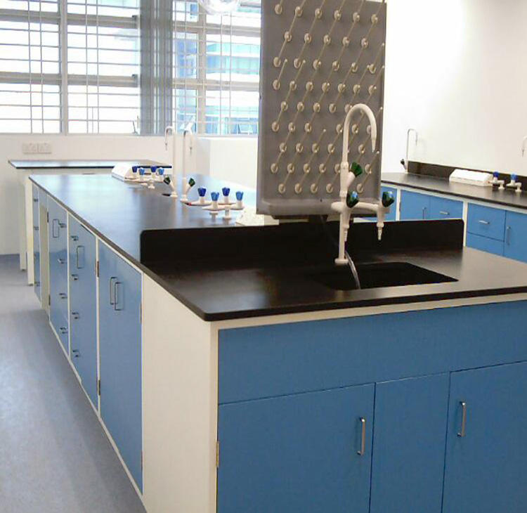 Dental lab bench furniture  science lab table