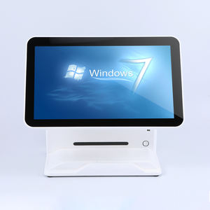 Beeprt 15 ''Touch Screen Hardware Facturering Pos Machine Windows 7 Software Kassa Voor Verkoop