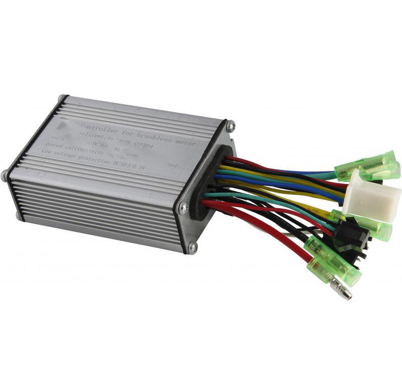 24V 500W Motor Brushed Speed Controller For E-bike Electric Scooter DG