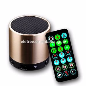 Hot Sale MiNi Kualitas Tinggi Nirkabel Quran Speaker AM MP3 dengan Remote Control
