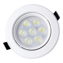 CE RoHS SAA certified 3w 5w 7w 9w 12w  led spotlights for homes recessed ceiling spot light mini small indoor jewellery shop