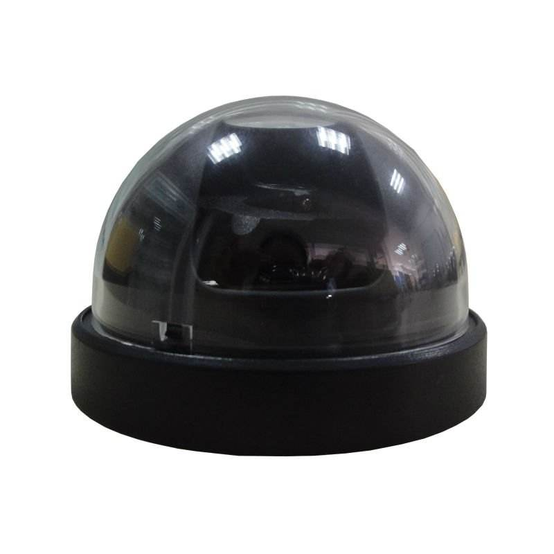 Dome Case, IR Security CCTV Plastic Camera Case, SMT-033W-BLR-IR 3.3-inch IR Camera Dome Housing