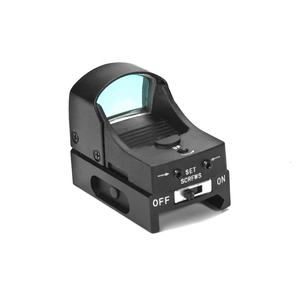 LUGER Tactical Mini Red Dot Sight Holographic Reflex Optics Riflescope