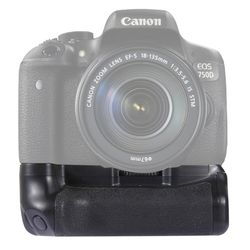 Vertical SLR Camera Battery Grip for Canon 750D / 760D