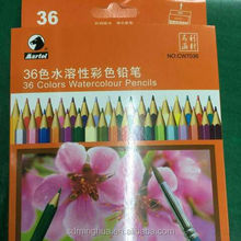 Watercolor Pencil 36 Count Set Marie's Art Drawing Colored Pencil Set