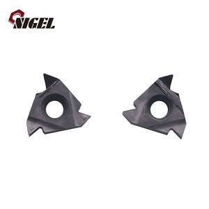 Cnc Holder Tools Carbide Tool Inserts Tungsten Carbide Threaded Blade Insert For CNC Holder Tools