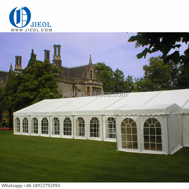 1000 People Large Aluminum Structure Wedding Marquee With Windows