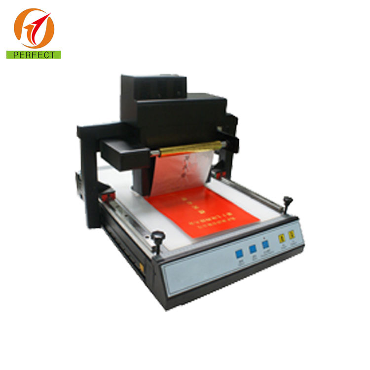 Automatic Digital Hot Foil Stamping Macchina Per La Vendita