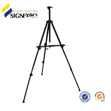 Professional Aluminum Bracket Tripod for poster board
