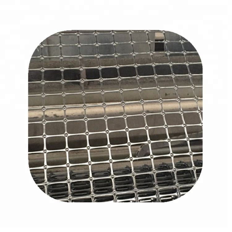 PP Biaxial Geogrid with high tensile strength of 40kN