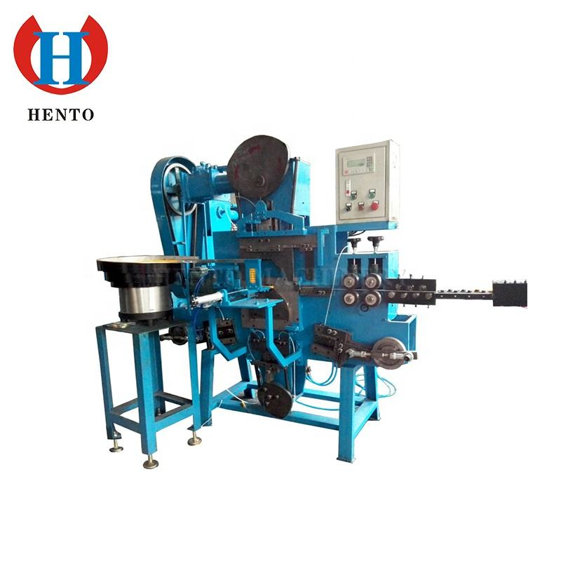 High Output Buckle Forming Machine