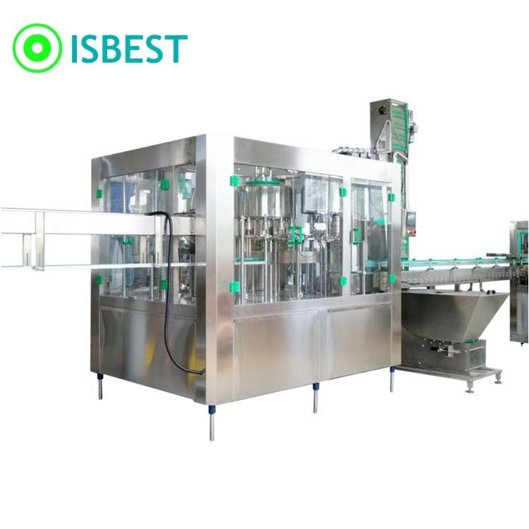 Automatic Pure Water Filling Line /Plastic Bottle Water Making Machine