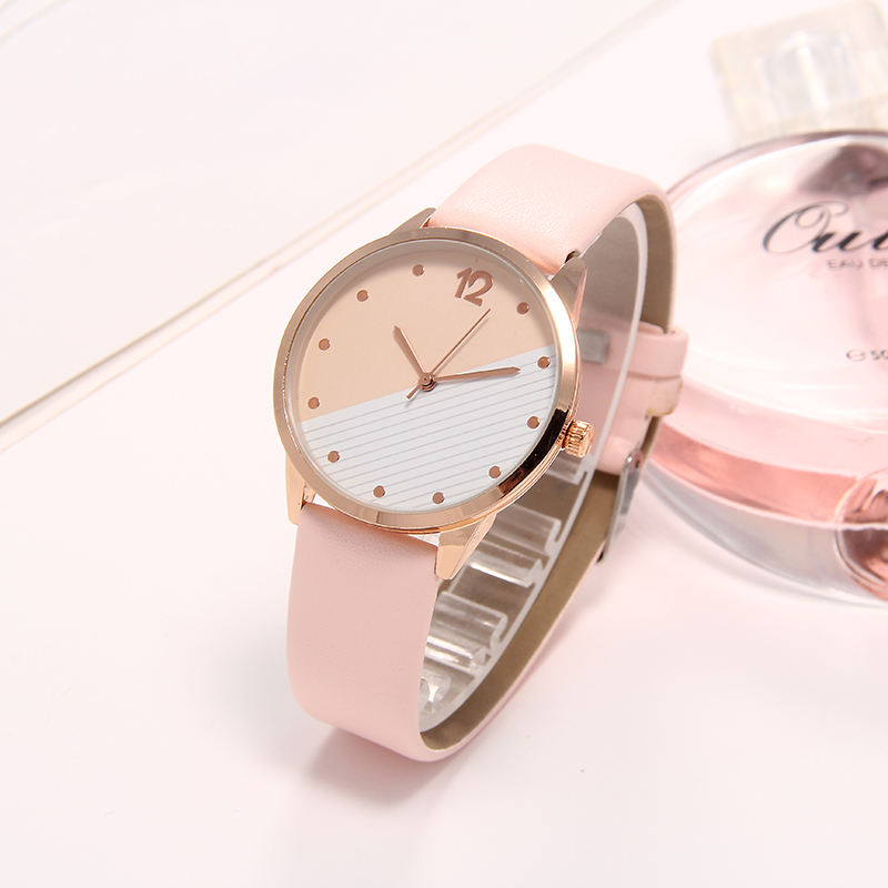 WJ-7916 China 더 싼 패션 가죽 싼 Women Bracelet Watches Good Looking 대 한 Young Girl 숙 녀 Watch