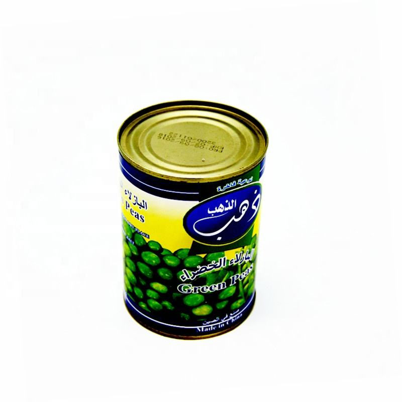 3kgs grade a canned green peas to usa