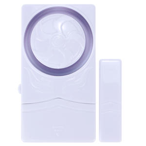 Mini Magnetic Magnet Sensor Detector Fridge Refrigerator Door or Window Open Reminder Alarm