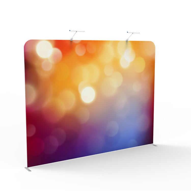 Custom Printed 8ft Photo Booth Pillow Case Backdrops