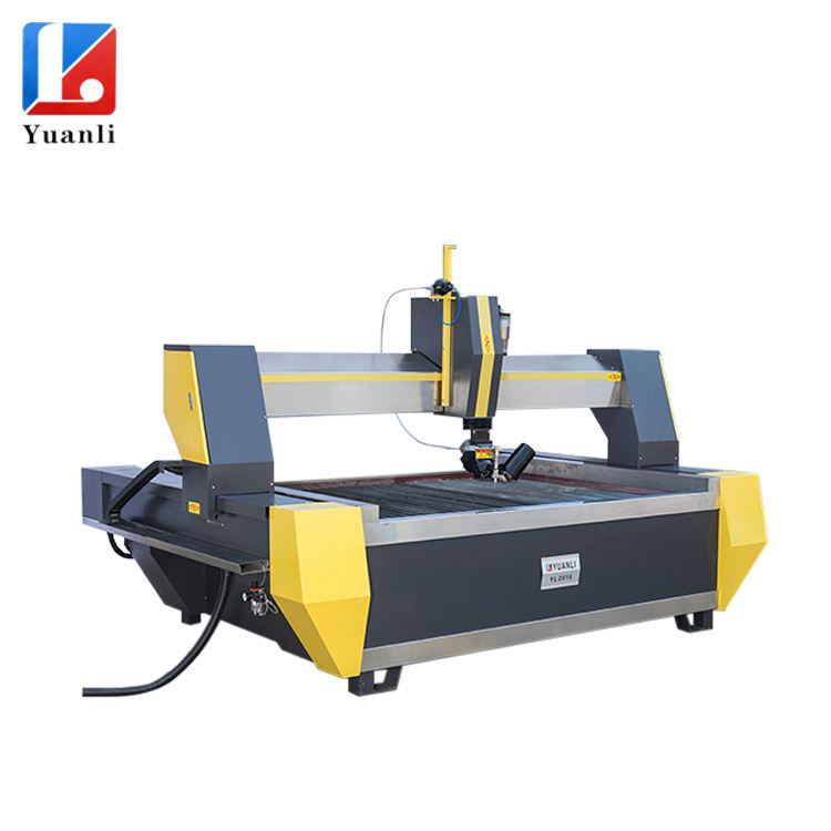 High Quality Metal Waterjet 5 Axis 380mpa automatic cnc waterjet machine