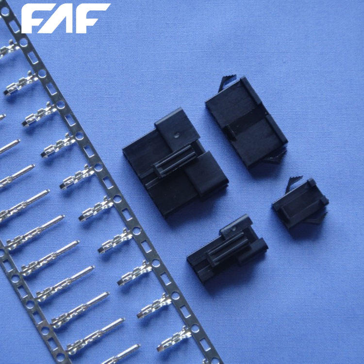 China supplier sm 10b-srss panel mount power pbt connector