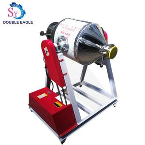 drum food seasoning chemical powder mixer/ Small enclosed powder disperser