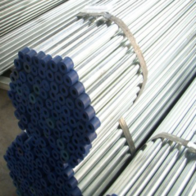 China supplier BS3601 hot deeped galvanized steel pipe for fire protection system