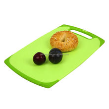 Hot new product for 2019 plastic chopping board different kinds colorful non slip plastic cutting boards