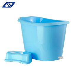 Hot Sale Wholesale Freestanding Plastic Large Bathtub