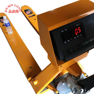 Pallet truck Electric scale Manual pallet truck with weigh scale pallet truck with weighing