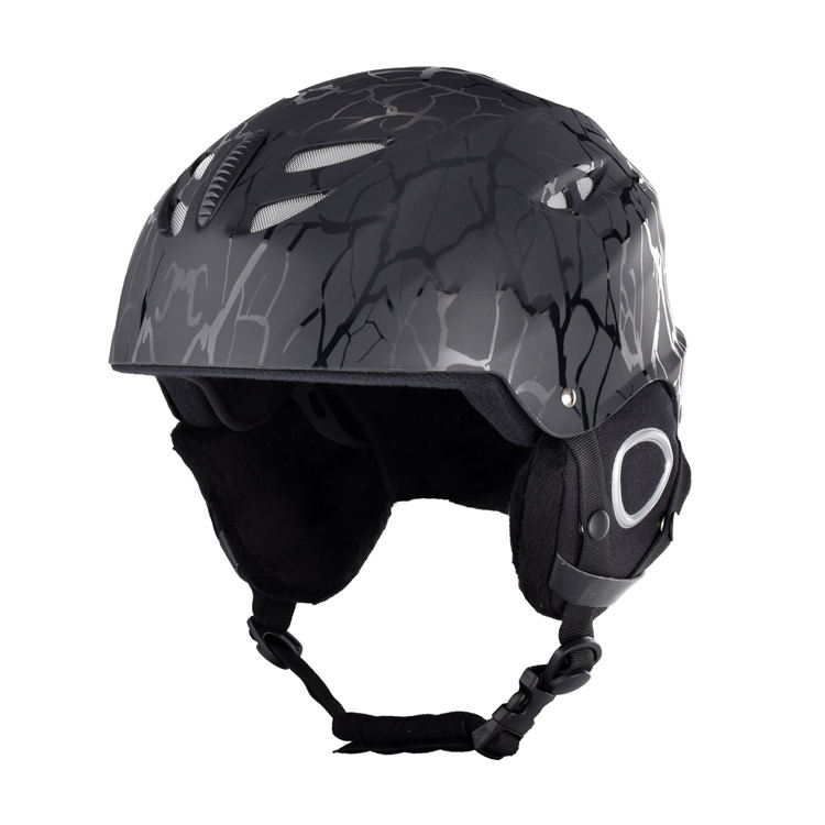 China Guangzhou custom best cool style snowboarding ski helmet