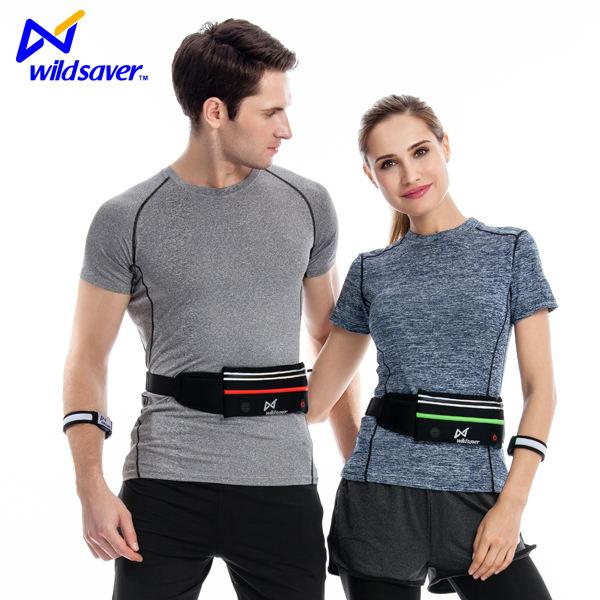 Real madrid esportes ciclismo bolso do telefone saco da cintura para os homens para as mulheres