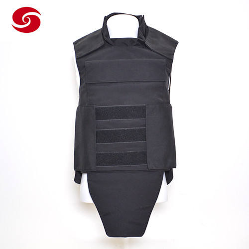 NIJ IIIA Resisting 9mm .44 Military Full Body Armor Bulletproof Vest